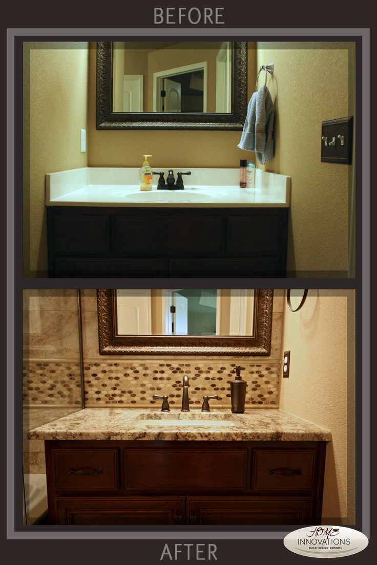 26 Best Before After Bathrooms By Home Innovations Of Tulsa Images On Pinterest Innovation