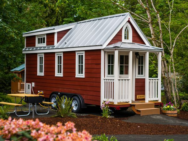 find this pin and more on tiny houses on wheels - Small House On Wheels