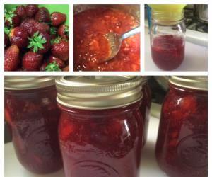 SURE.JELL Strawberry Jam Image 3