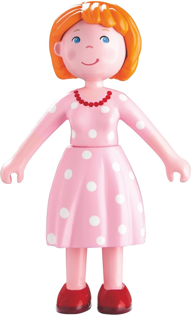 Introducing Little Friends Mom Katrin! She Stands 4.5u2033 Tall, Making Her A  Head Taller Than The Kids In The Little Friends Family. Mom Has Short Red  Hair, ...