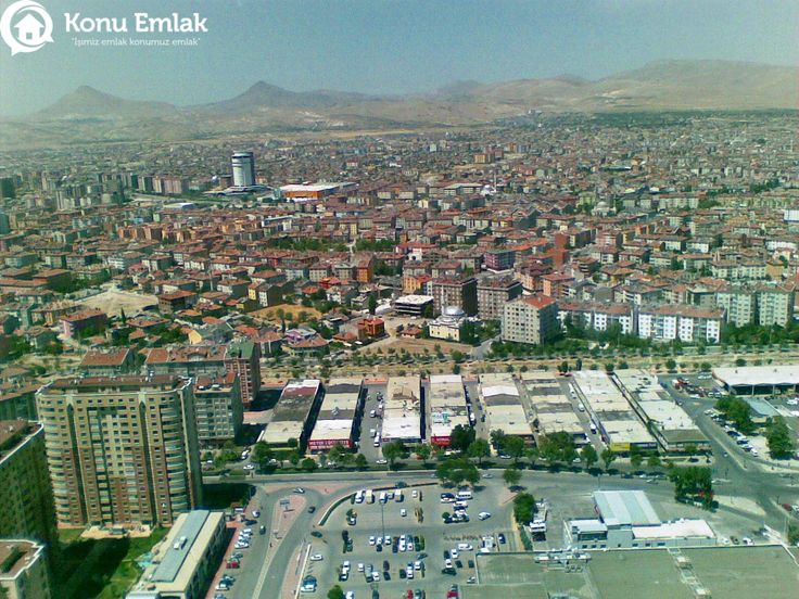 Konya Selçuklu'da Kentsel Dönüşüm!