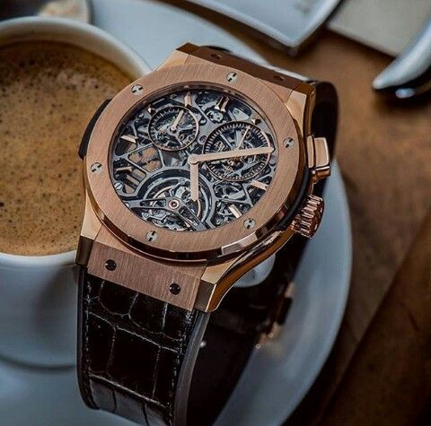 HUBLOT WATCHE´s tourbilion Hublot's path to manufacture status was an unusual one. In 2007, three years after becoming the brand's CEO, Jean-Claude Biver decided.