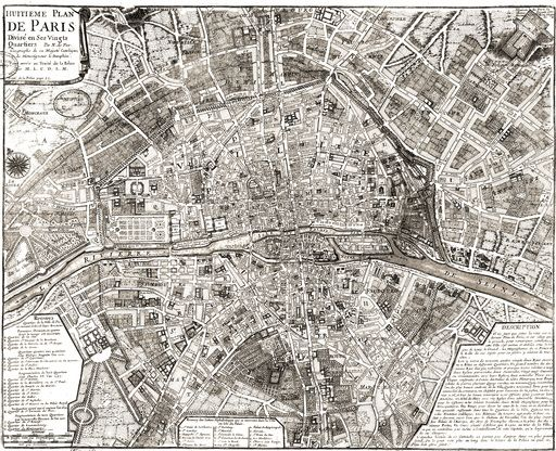 20 Best 18th Century Cartography Images On Pinterest Maps: 18th Century London Map At Infoasik.co