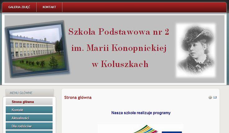 Witamy Szkołę Podstawową Nr 2 w Koluszkach w gronie szkół eksperckich.