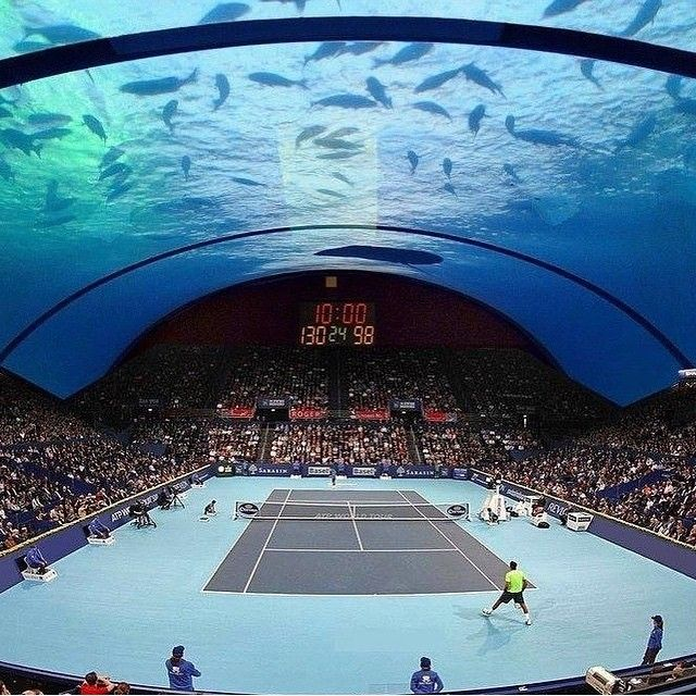 67 best dubai things to do best travel deals images on pinterest under water tennis fandeluxe Image collections
