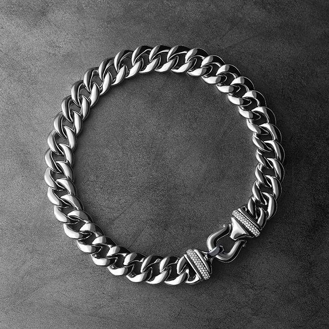 Buckle necklace | David Yurman