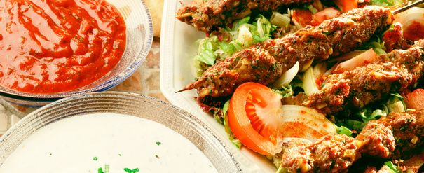 Tyrkisk kebab