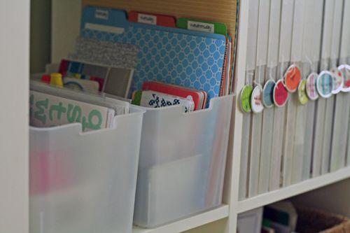 Genius Idea Ikea Expedit Shelves With Baskets For Storage: Love The IKEA Expedit Storage Like Everyone Else? Two
