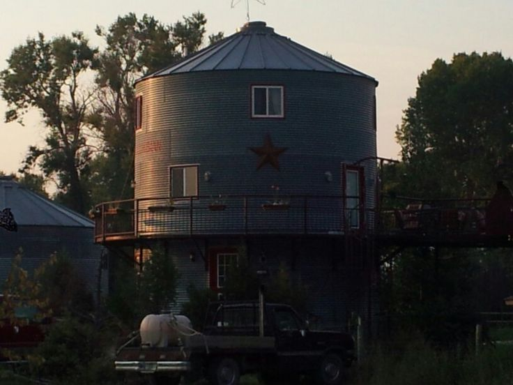 17 best images about silo house on pinterest finland for Silo house kit