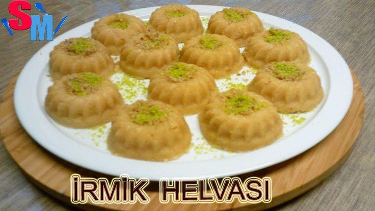 İrmik Helvası Tarifi Nasıl yapılır Sibelin mutfağı ile yemek tarifleri