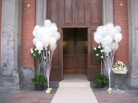 Resultado de imagem para como se adorna una iglesia con nube