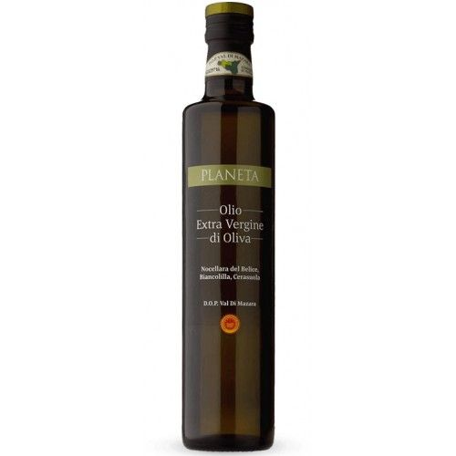 Planeta Extra Virgin Olive Oil Halves (50cl)