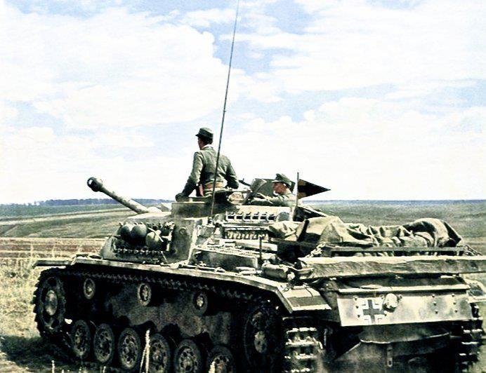 Sturmgeschutze III