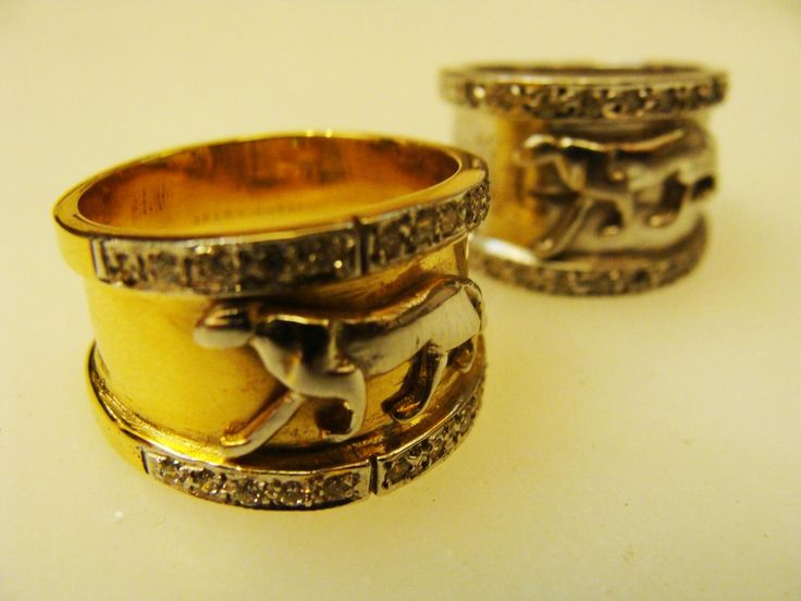 Handmade Silver 925 Ring-Panther collection!