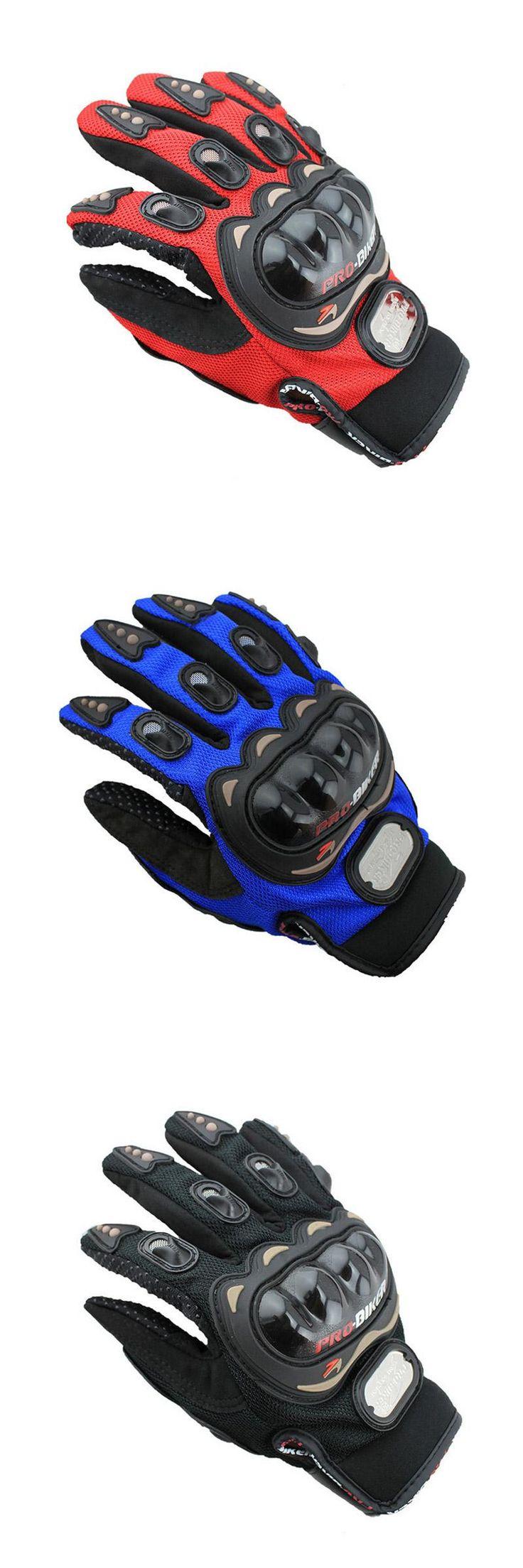 [Visit to Buy] Pro-Biker Motorcycle Gloves MOTO Racing gloves Knight Urban Riders Luvas Motocross Motorbike Gloves guantes ciclismo invierno XL #Advertisement