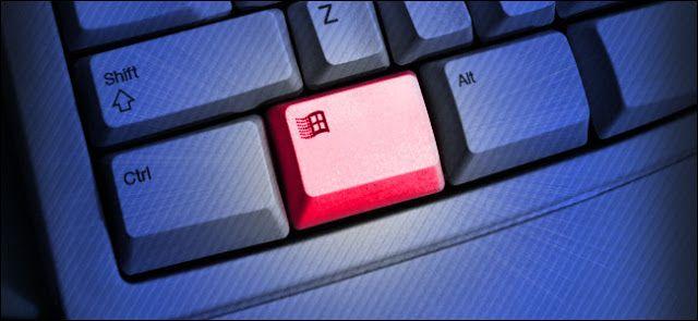 لماذا تحتوي لوحات المفاتيح على مفتاح Windows هنا حيث بدأت Keyboards Key Design Key