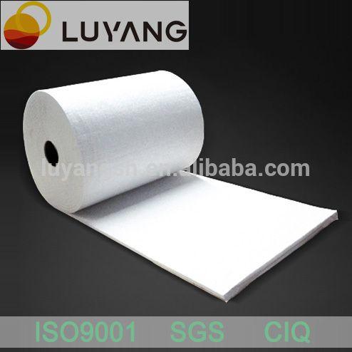 Ceramic Fiber Blanket ( heat thermal insulation)