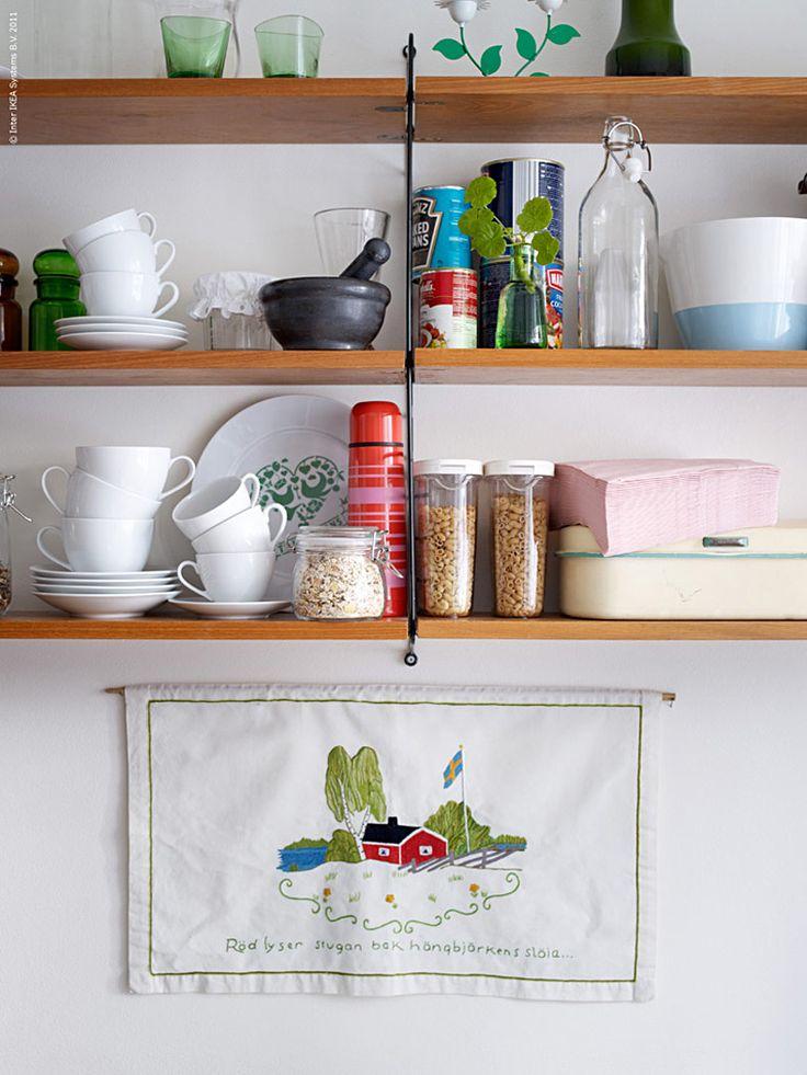 Fixa ett nytt kök i retrostil | IKEA Livet Hemma – inspirerande inredning för hemmet
