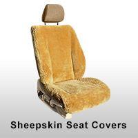 Sheepskin Seat Covers Info