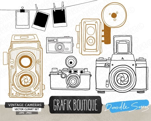 Clip Art Vintage Camera Clip Art 1000 images about vintage clip art on pinterest the o camera vector clipart