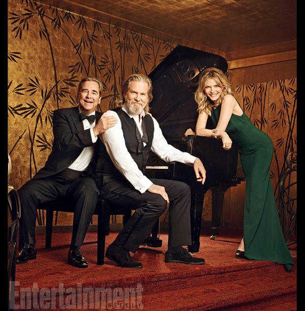 "The ""Reunion"" of ""The Fabulous Baker Boys"" with Michelle Pfeiffer and the Bridges Brothers!"