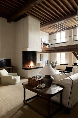 designer Axel Vervoordt, Modern Interiors