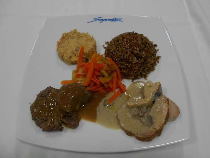 Platos especiales Evento empresarial