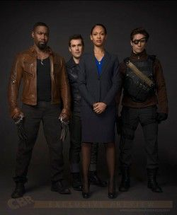 "AMANDA WALLER UNLEASHES THE SUICIDE SQUAD ON ""ARROW"""