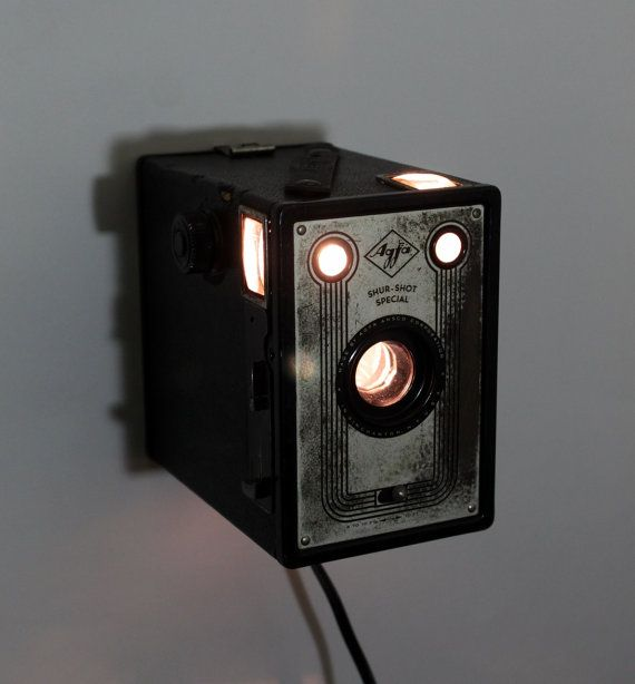 Home Theater Lighting - Vintage Cinema Wall Sconce on Etsy, $85.00