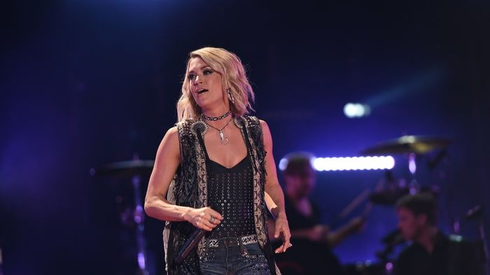Carrie Underwood Records a New 'Sunday Night Football' Theme Song - Rolling Stone