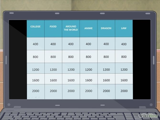 28 best Game boards and Powerpoints images on Pinterest Backyard - jeopardy powerpoint template