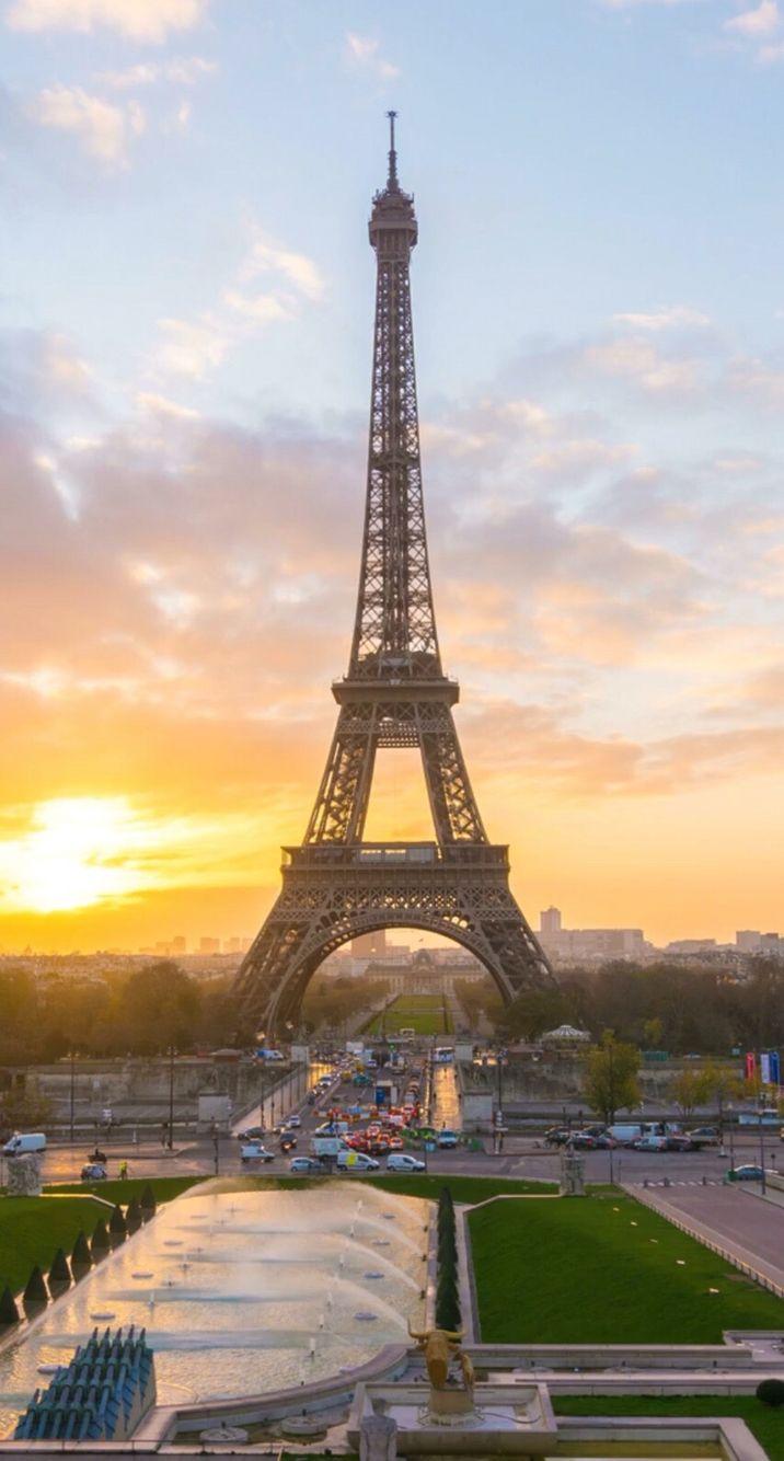 París. Paris WallpaperWallpaper SIphone WallpapersEiffel ...