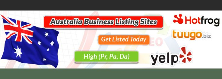 australian business listing sites list