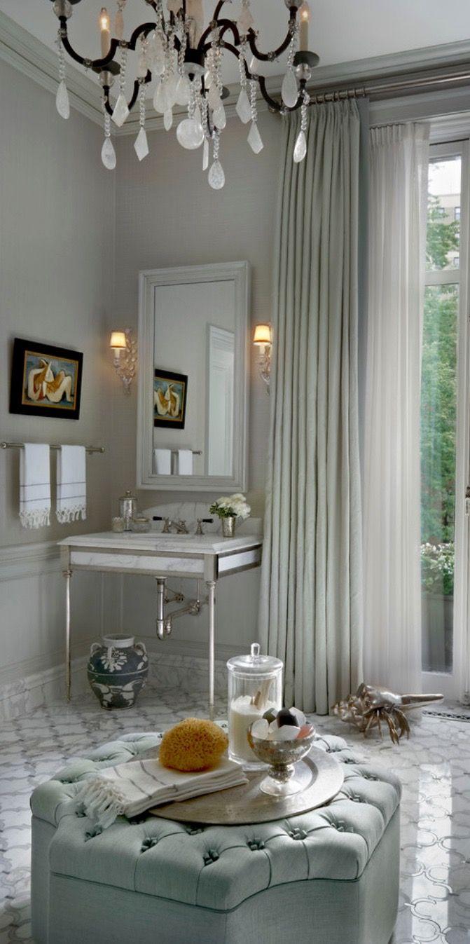 566 best powder rooms & bathrooms images on pinterest | powder