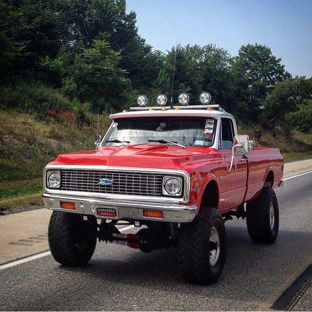 Salem Chevrolet: 678 Best Images About K-Chevy 4x4 On Pinterest