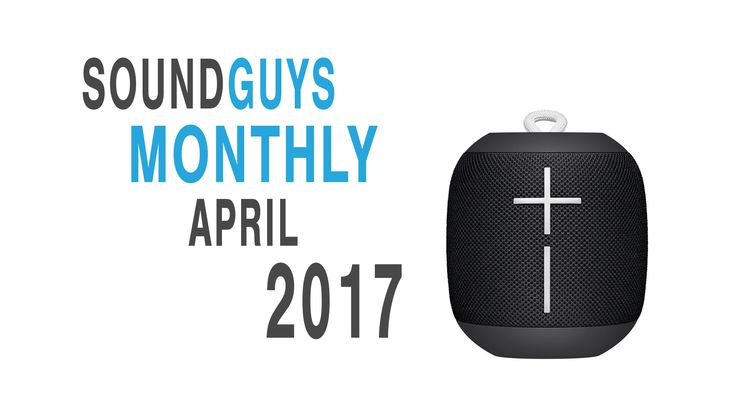 UE Wonderboom International Giveaway [Sound Guys Monthly - April 2017]
