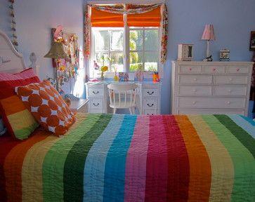 Tween Girl's Bedroom - contemporary - kids - los angeles - Alicia Paley Home Interiors