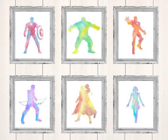 Väggdekor Marvel : Över bilder om ava u dom space på avengers