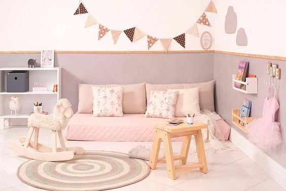 1628 best Chambres fille images on Pinterest | Child room, Doll ...