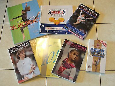 Other Gymnastics 16257: New! Lot Of 7 Gymnastics Products Books Videos Shannon Miller Dominique Moceanu -> BUY IT NOW ONLY: $39.95 on eBay!