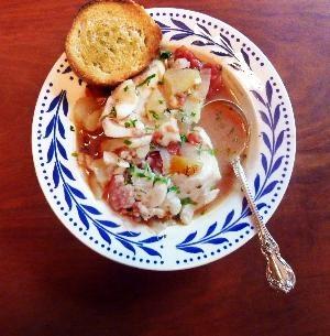 South Coast Portuguese Fish Chowder - JSOnline