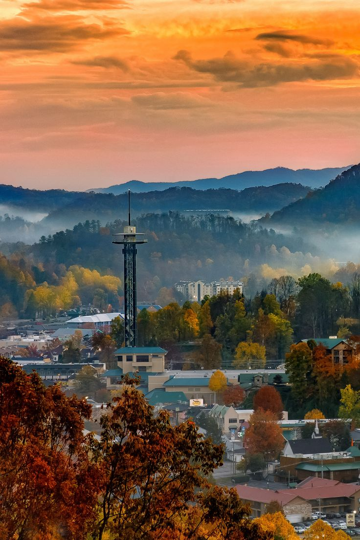 Gatlinburg Points of Interest Tennessee Attractions