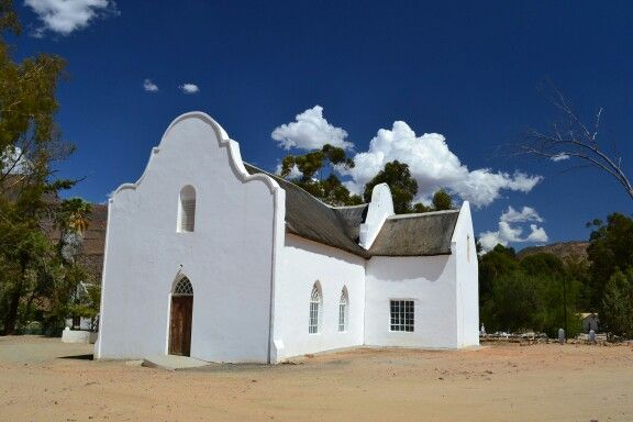 Moravian mission church, #Wupperthal, Western Cape, South Africa