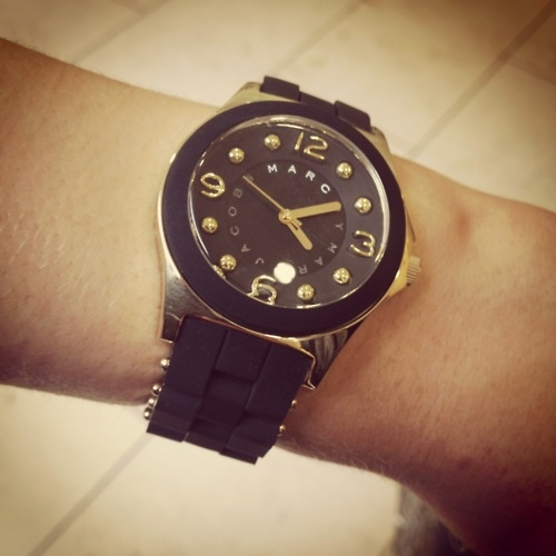 Marc Jacobs watch...I have this and it is one of my favs