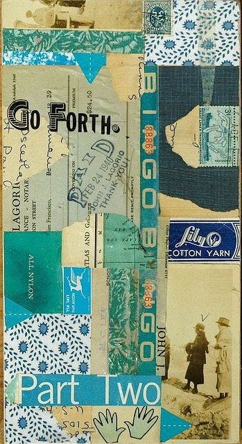 Collage via Bird in the Hand on Flickr