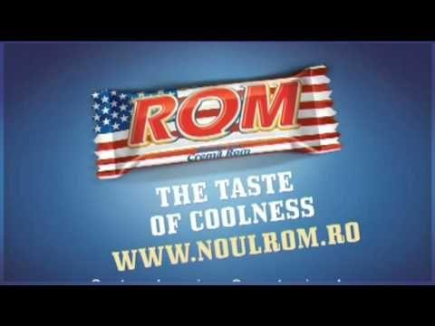 The American Rom - Campaign Presentation - YouTube Campagne publicitaire en Roumanie pour relancer le produit ROM.