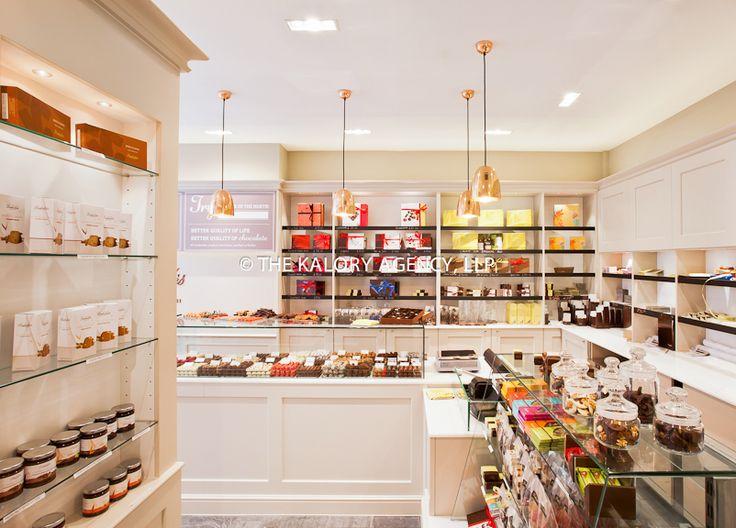 The 25+ best Chocolate store design ideas on Pinterest | Chocolate ...