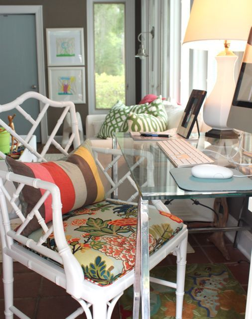 funDesks Chairs, Bamboo Chairs, Faux Bamboo, Hollywood Regency, Bamboo Furniture, Chinoiserie Chic, Mai Dragons, Chiang Mai, Home Offices