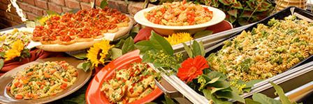I absolutely LOVE italian food. It is so good. My favorite dishes are probably parmesan chicken alfredo or chicken alfredo pizza. It is all so good and I could almost always eat it.