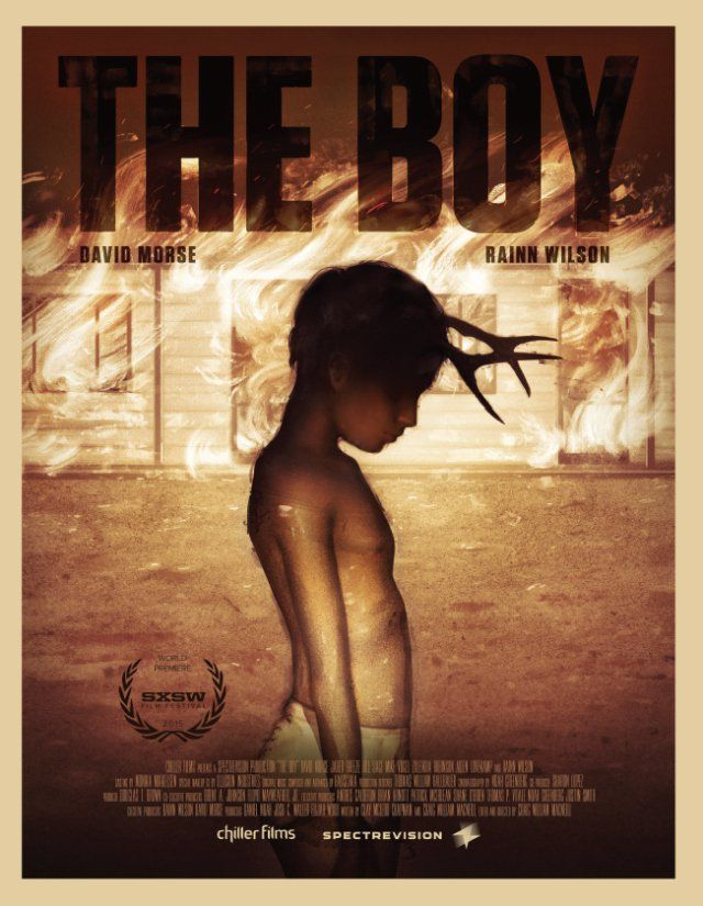 The Boy (2015) An intimate portrait of a 9-year-old sociopath's growing fascination with death.